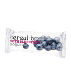 Cereal bar Blueberry & Yogurt